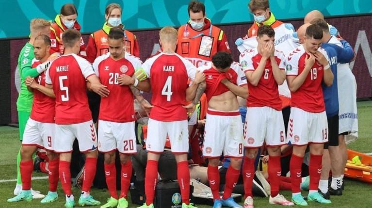 EURO 2020-2021: Σοκ στο Δανία - Φινλανδία