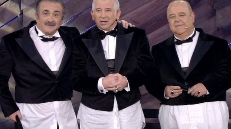 Ο Λαζόπουλος με guest stars Φιλιππίδη & Χαϊκάλη!