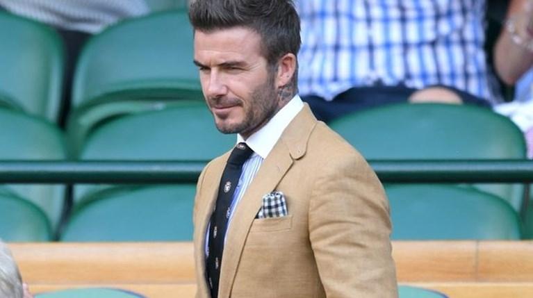 David Beckham R