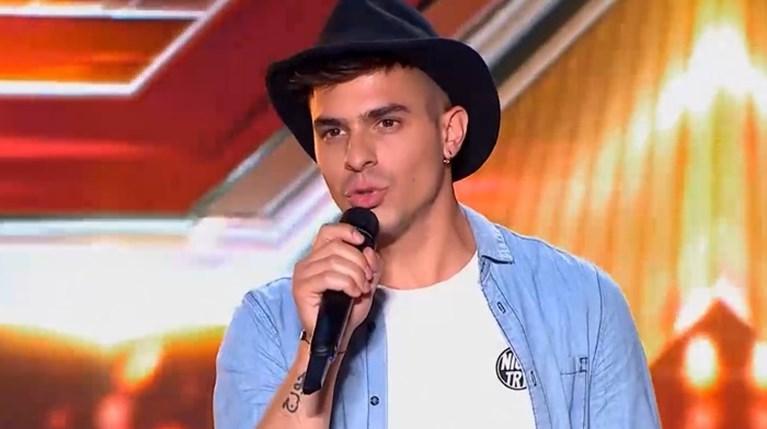 X-Factor Άκης Δήμας