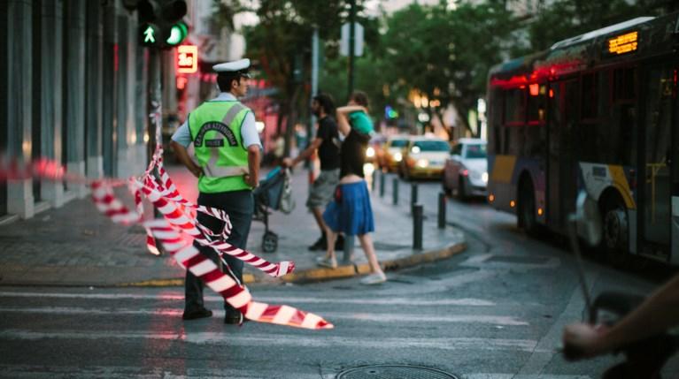 αστυνομία Αθήνα iStock