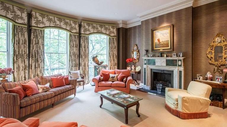 το σπίτι του Sting στο Λονδίνο