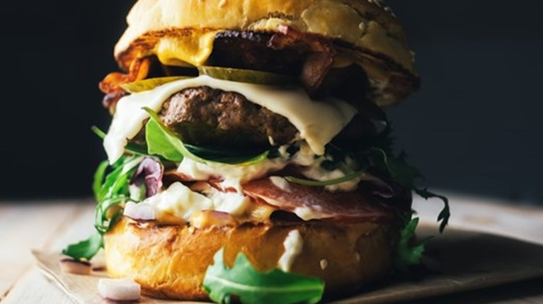 Umami Burger με Πορτ και Στίλτον