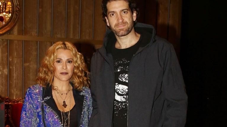 Τζένη Μπότση & Αλέξανδρος Μιχαλάς