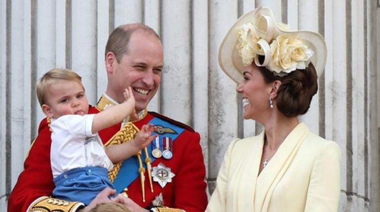Πρίγκιπας William - Kate Middleton - Πρίγκιπας Louis