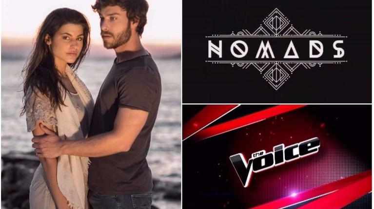 Nomads - Τατουάζ - Voice