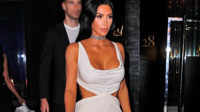 Kim Kardashian r