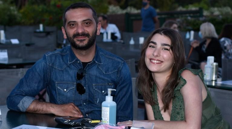Λεωνίδας Κουτσόπουλος & Χρύσα Μιχαλοπούλου