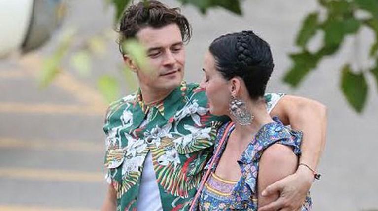 Οrlando Bloom, Katy Perry