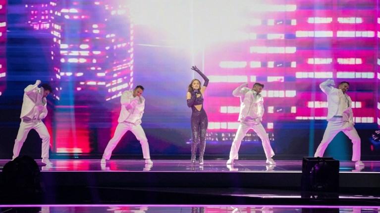 Eurovision 2021 Ελλάδα | Η Στεφανία Λυμπερακάκη