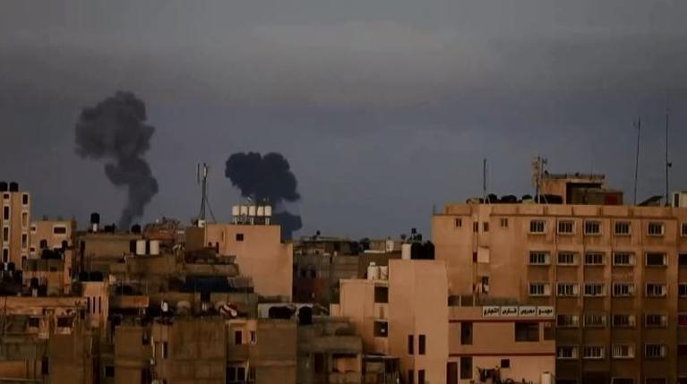 Το Ισραήλ στις φλόγες