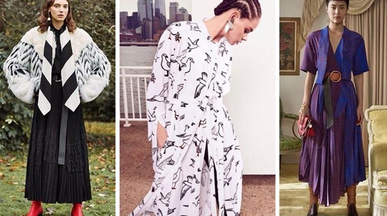 Pre Fall 2018 _ Οι ωραιότερες συλλογές των designers