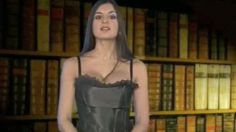 Σταματίνα Τσιμτσιλή το 2003