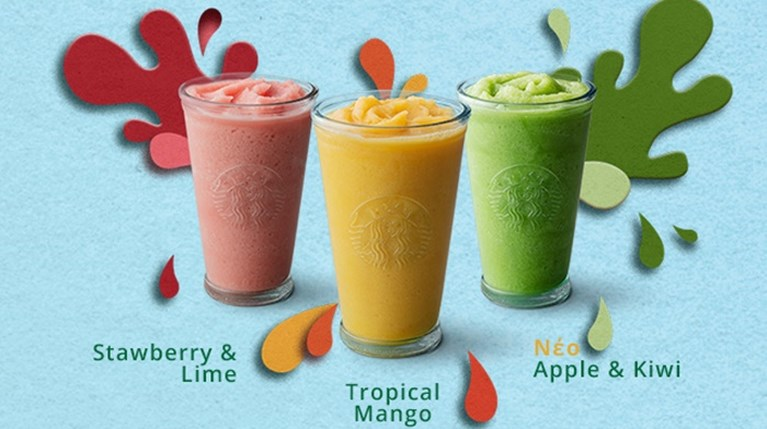 STARBUCKS_SUMMER 2020 FROZEN ICEDTEA