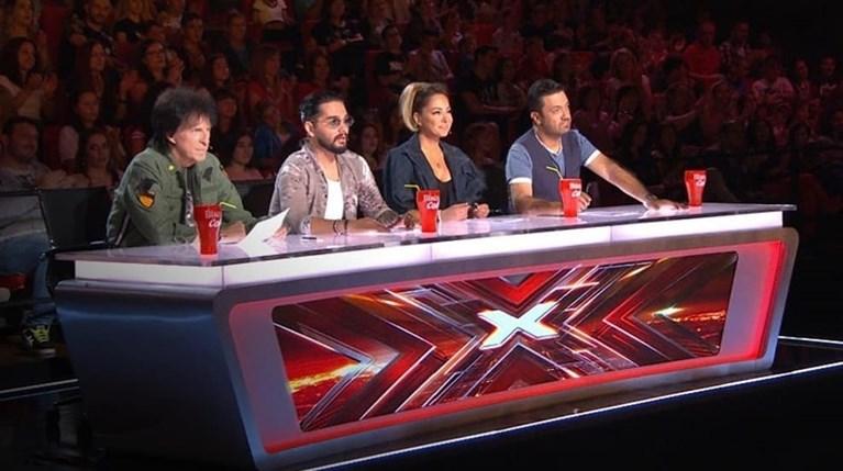 X-Factor κριτές