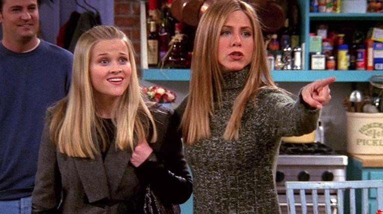 Jennifer Aniston & Reese Whitherspoon