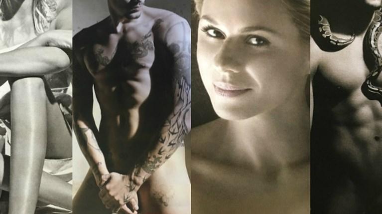 Γυμνοι Στεφανος Μιλατος Κατερινα Καραβατου Σασα Σταματη Κωνσταντίνος Φραντζής