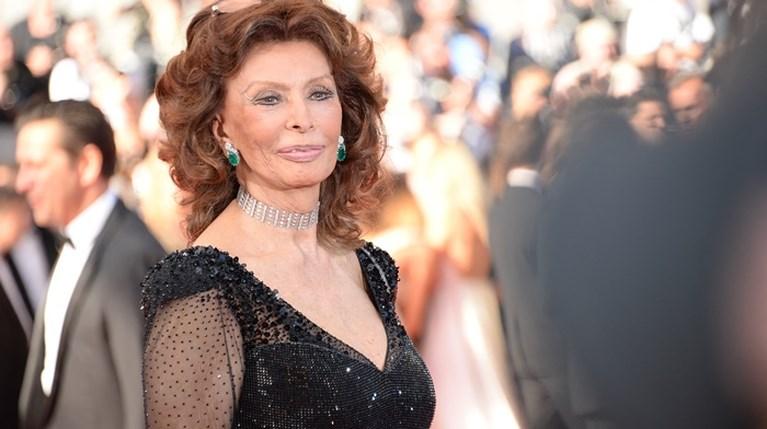 Sophia Loren - Abaca/www.visualhellas.gr