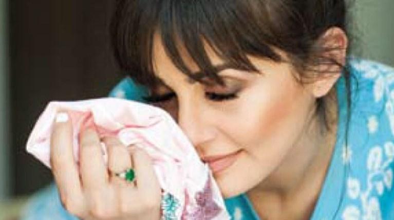 Αγγελική Δαλιάνη - μωρό R