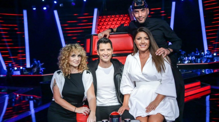 THE VOICE OF GREECE 2