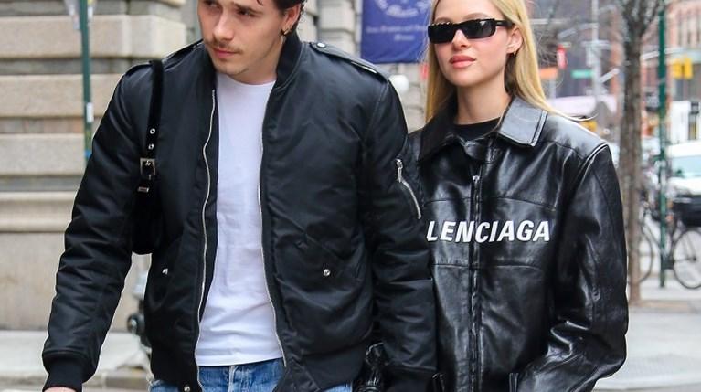 Brooklyn Beckham & Nicola Peltz