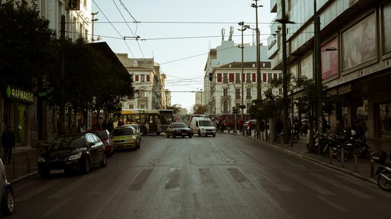 Αθήνα απαγόρευση κυκλοφορίας