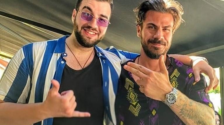 Σταύρος Βαρθαλίτης & Άκης Πετρετζίκης