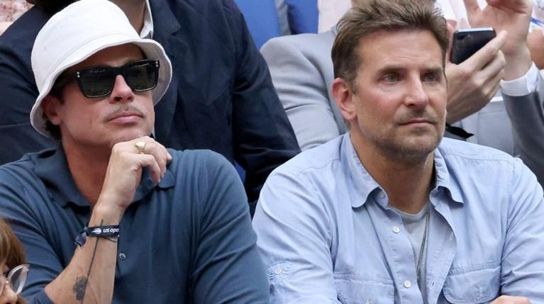 Brad Pitt & Bradley Cooper