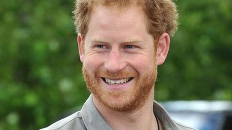 Πρίγκιπας Harry r
