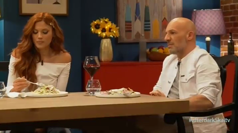 Νίκος Μουτσινάς & Μαίρη Συνατσάκη