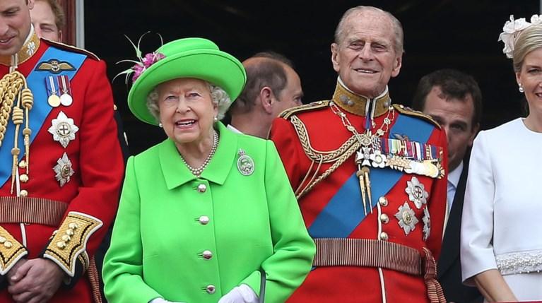 Βασίλισσα Ελισάβετ - Πρίγκιπας Φίλιππος