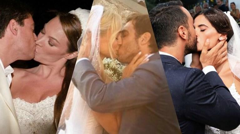 Wedding Kisses