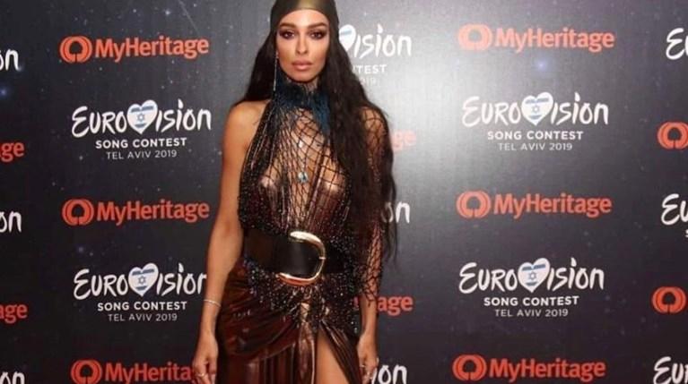 Ελένη Φουρέιρα - Τελ Αβίβ - Eurovision τελετή έναρξης