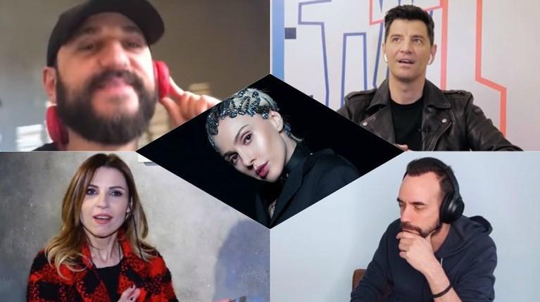 Reactions Τάμτα