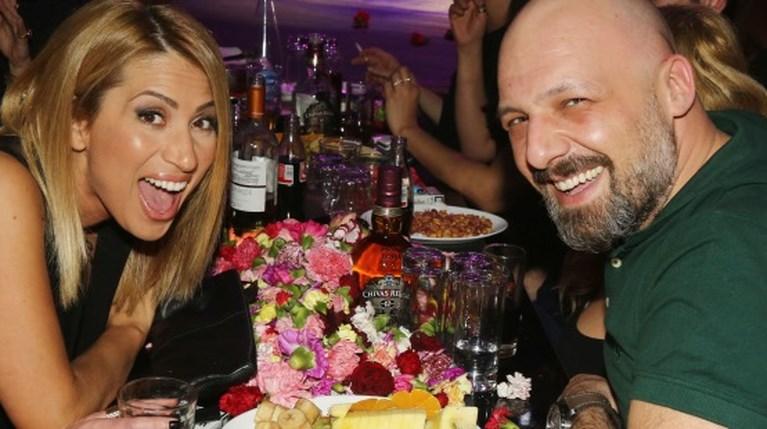 Μαρία Ηλιάκη & Νίκος Μουτσινάς
