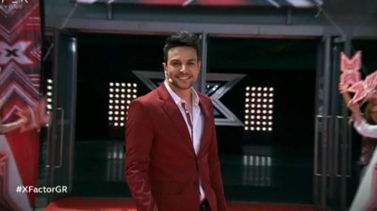 X-Factor Άρης Μακρής