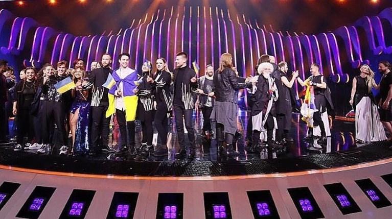 Eurovision 2018: B' Ημιτελικός