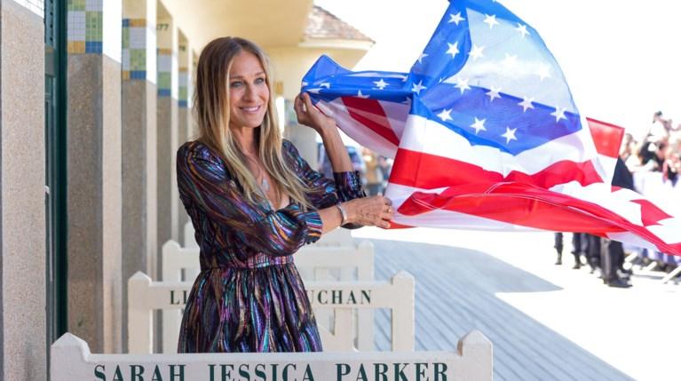 Sarah Jessica Parker / AbacaPress