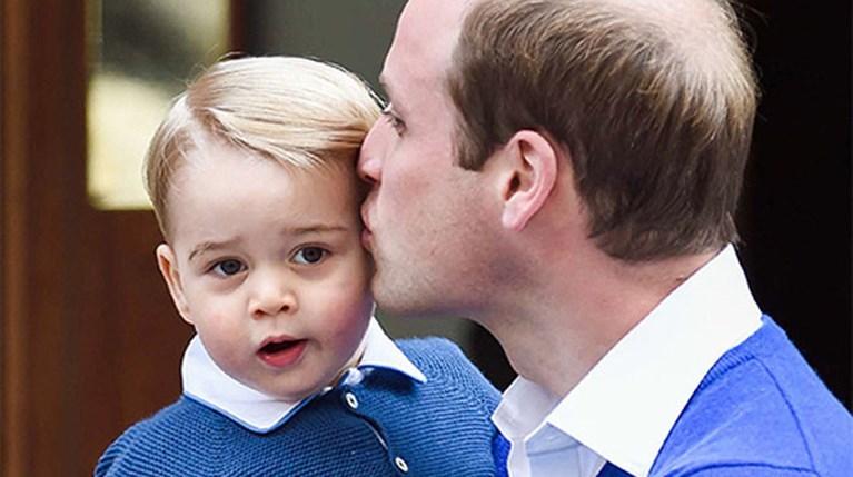 πρίγκιπας George και William