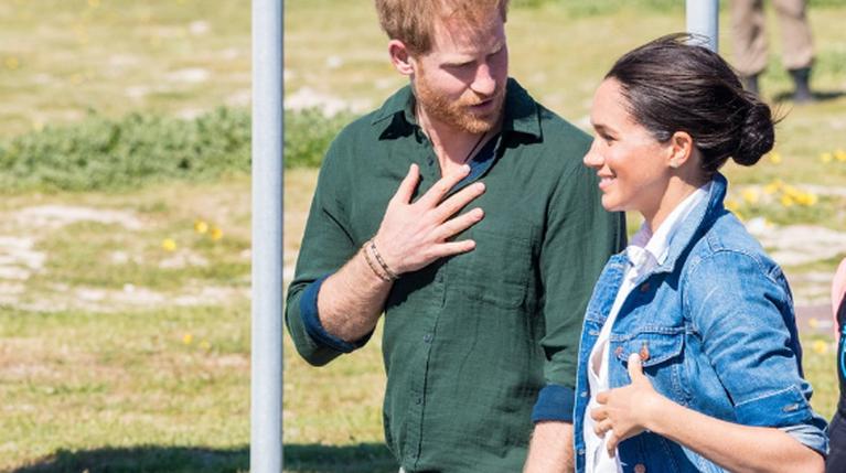 Meghan Markle & Πρίγκιπας Harry