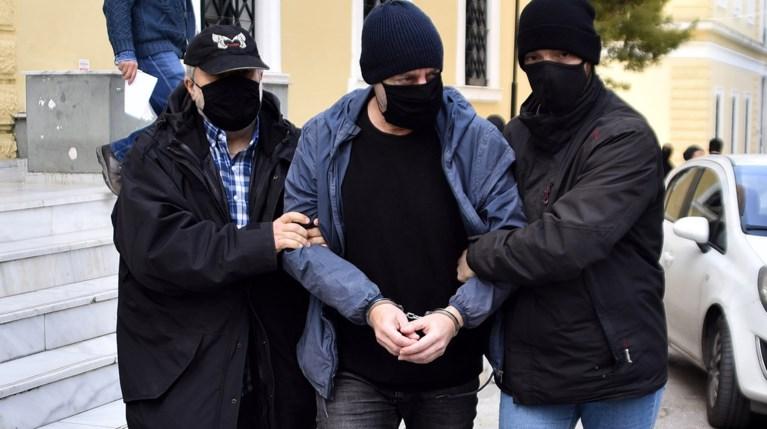 Ο Δημήτρης Λιγνάδης στα δικαστήρια Ευελπίδων