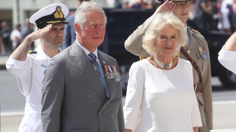 Πρίγκιπας Κάρολος Καμίλα Πάρκερς