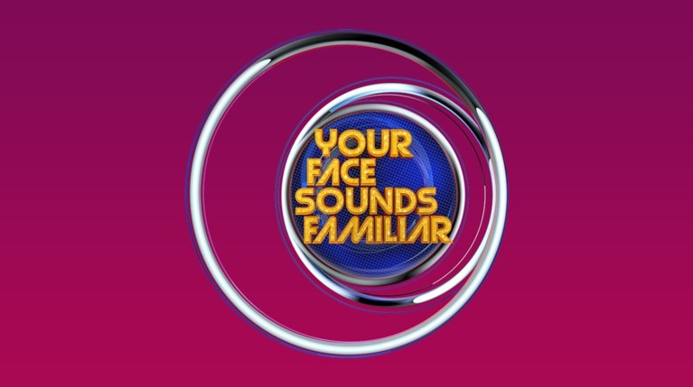 Your Face Sounds Familiar logo Rnew