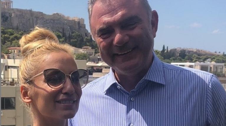 Αριάδνη Γερασιμίδου Χρήστος Σωτηρακόπουλος