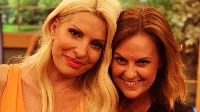 Ελένη Μενεγάκη & Ελένη Γελαλή