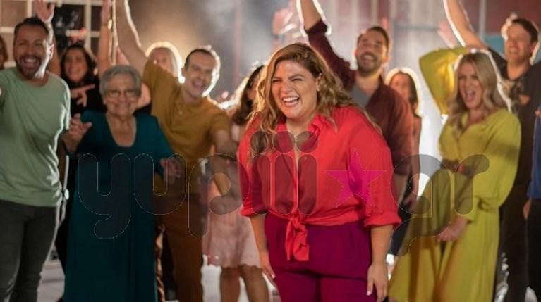 Πάμε Δανάη - Στα γυρίσματα του τρέιλερ του νέου πρωινού του MEGA (1)