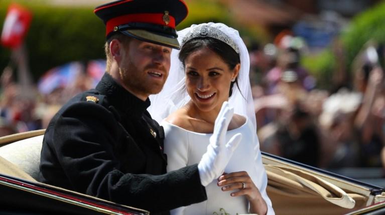 Πρίγκιπας Harry & Meghan Markle γάμος