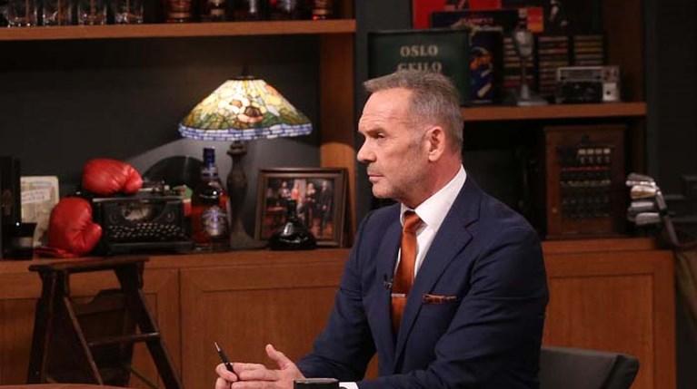Πέτρος Κωστόπουλος στο Late Night