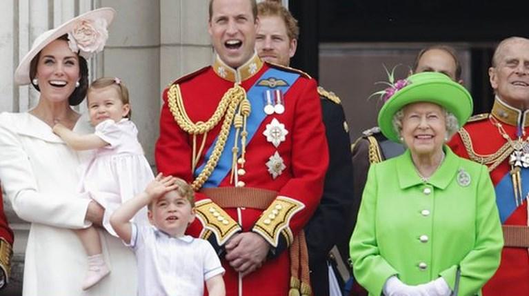 βασιλική οικογένεια Αγγλίας