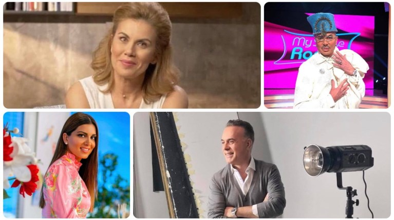 Οι Έλληνες Celebrities που έβαλαν παραδοσιακές στολές.